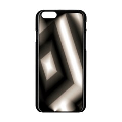 Abstract Hintergrund Wallpapers Apple Iphone 6/6s Black Enamel Case by Simbadda