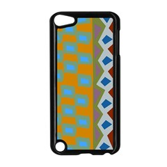 Abstract A Colorful Modern Illustration Apple Ipod Touch 5 Case (black) by Simbadda