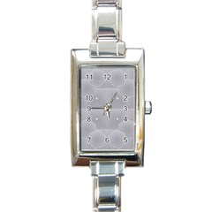 Grid Squares And Rectangles Mirror Images Colors Rectangle Italian Charm Watch by Simbadda