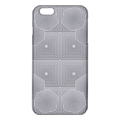 Grid Squares And Rectangles Mirror Images Colors Iphone 6 Plus/6s Plus Tpu Case