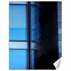 Modern Office Window Architecture Detail Canvas 18  X 24   by Simbadda