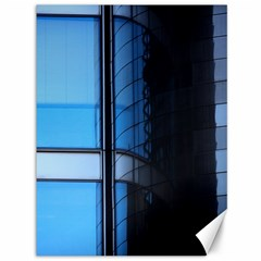 Modern Office Window Architecture Detail Canvas 36  X 48   by Simbadda