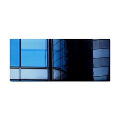 Modern Office Window Architecture Detail Cosmetic Storage Cases by Simbadda