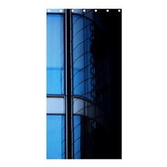 Modern Office Window Architecture Detail Shower Curtain 36  X 72  (stall)  by Simbadda