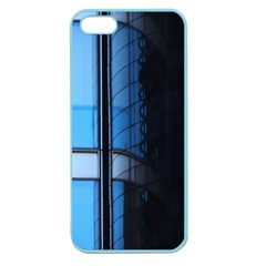 Modern Office Window Architecture Detail Apple Seamless Iphone 5 Case (color) by Simbadda