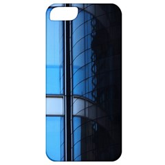 Modern Office Window Architecture Detail Apple Iphone 5 Classic Hardshell Case by Simbadda