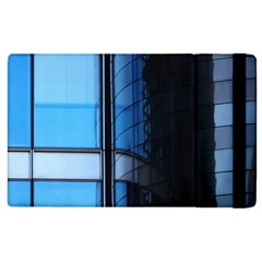 Modern Office Window Architecture Detail Apple Ipad 2 Flip Case by Simbadda