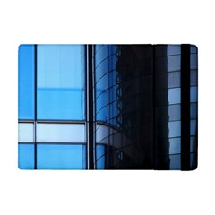 Modern Office Window Architecture Detail Apple Ipad Mini Flip Case by Simbadda