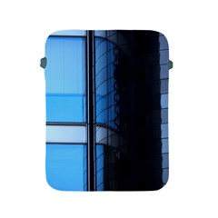 Modern Office Window Architecture Detail Apple Ipad 2/3/4 Protective Soft Cases by Simbadda
