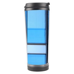 Modern Office Window Architecture Detail Travel Tumbler