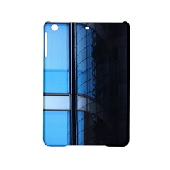 Modern Office Window Architecture Detail Ipad Mini 2 Hardshell Cases by Simbadda