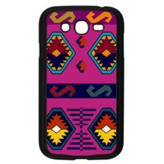 Abstract A Colorful Modern Illustration Samsung Galaxy Grand Duos I9082 Case (black) by Simbadda