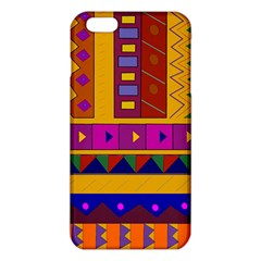 Abstract A Colorful Modern Illustration Iphone 6 Plus/6s Plus Tpu Case by Simbadda