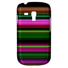 Multi Colored Stripes Background Wallpaper Galaxy S3 Mini by Simbadda