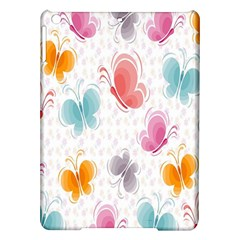 Butterfly Pattern Vector Art Wallpaper Ipad Air Hardshell Cases