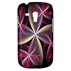 Pink And Cream Fractal Image Of Flower With Kisses Galaxy S3 Mini by Simbadda