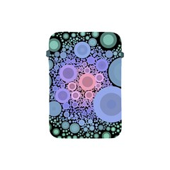 An Abstract Background Consisting Of Pastel Colored Circle Apple Ipad Mini Protective Soft Cases by Simbadda