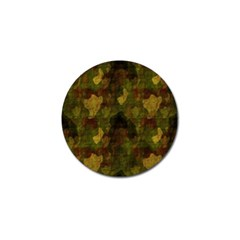 Textured Camo Golf Ball Marker (10 Pack) by Simbadda