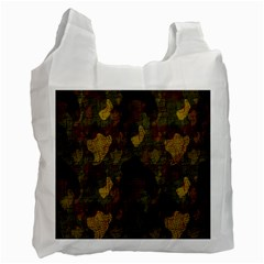 Textured Camo Recycle Bag (one Side) by Simbadda