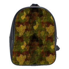 Textured Camo School Bags (xl)  by Simbadda