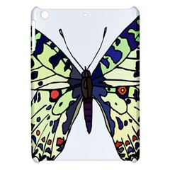 A Colorful Butterfly Image Apple Ipad Mini Hardshell Case by Simbadda