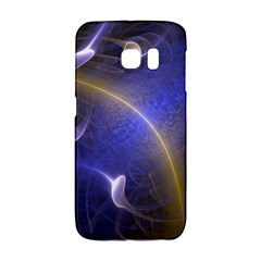 Fractal Magic Flames In 3d Glass Frame Galaxy S6 Edge by Simbadda