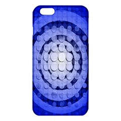 Abstract Background Blue Created With Layers Iphone 6 Plus/6s Plus Tpu Case by Simbadda