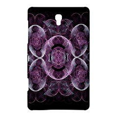 Fractal In Lovely Swirls Of Purple And Blue Samsung Galaxy Tab S (8 4 ) Hardshell Case