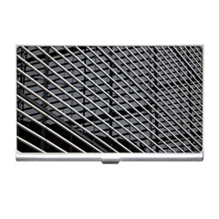 Abstract Architecture Pattern Business Card Holders by Simbadda