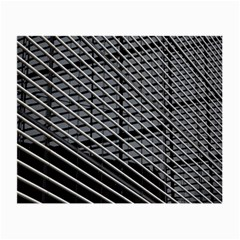Abstract Architecture Pattern Small Glasses Cloth (2 Side) by Simbadda