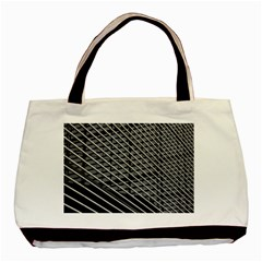 Abstract Architecture Pattern Basic Tote Bag (two Sides) by Simbadda