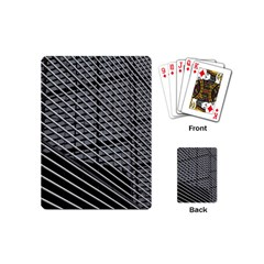 Abstract Architecture Pattern Playing Cards (mini)  by Simbadda