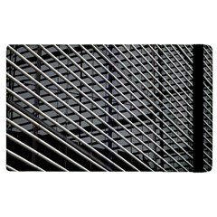 Abstract Architecture Pattern Apple Ipad 2 Flip Case by Simbadda