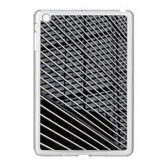 Abstract Architecture Pattern Apple Ipad Mini Case (white) by Simbadda