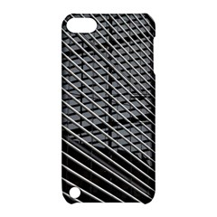 Abstract Architecture Pattern Apple Ipod Touch 5 Hardshell Case With Stand by Simbadda