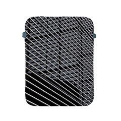 Abstract Architecture Pattern Apple Ipad 2/3/4 Protective Soft Cases by Simbadda