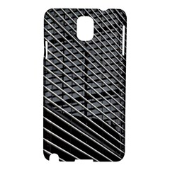 Abstract Architecture Pattern Samsung Galaxy Note 3 N9005 Hardshell Case by Simbadda