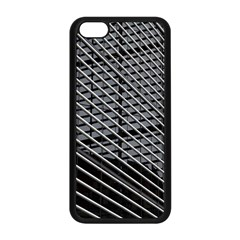 Abstract Architecture Pattern Apple Iphone 5c Seamless Case (black) by Simbadda