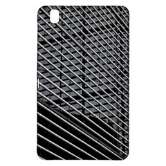 Abstract Architecture Pattern Samsung Galaxy Tab Pro 8 4 Hardshell Case by Simbadda