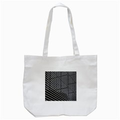 Abstract Architecture Pattern Tote Bag (white) by Simbadda