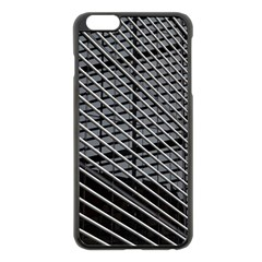 Abstract Architecture Pattern Apple Iphone 6 Plus/6s Plus Black Enamel Case by Simbadda