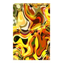 Colourful Abstract Background Design Shower Curtain 48  X 72  (small)  by Simbadda