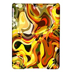 Colourful Abstract Background Design Ipad Air Hardshell Cases