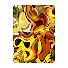 Colourful Abstract Background Design Galaxy Note 1 by Simbadda