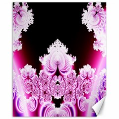 Fractal In Pink Lovely Canvas 16  X 20