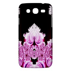 Fractal In Pink Lovely Samsung Galaxy Mega 5 8 I9152 Hardshell Case  by Simbadda