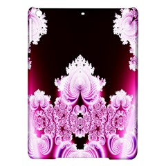 Fractal In Pink Lovely Ipad Air Hardshell Cases by Simbadda