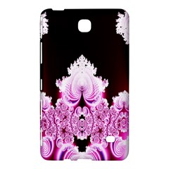 Fractal In Pink Lovely Samsung Galaxy Tab 4 (8 ) Hardshell Case  by Simbadda