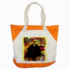 Monte Cristo Accent Tote Bag by Valentinaart