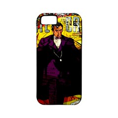 Monte Cristo Apple Iphone 5 Classic Hardshell Case (pc+silicone) by Valentinaart